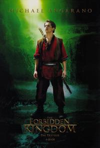 The Forbidden Kingdom - 11 x 17 Movie Poster - Style D
