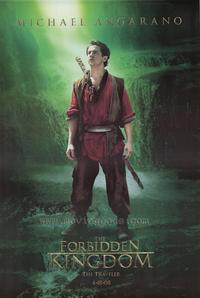The Forbidden Kingdom - 43 x 62 Movie Poster - Bus Shelter Style D