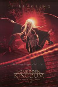 The Forbidden Kingdom - 43 x 62 Movie Poster - Bus Shelter Style F