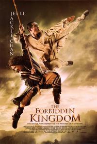 The Forbidden Kingdom - 11 x 17 Movie Poster - Style G