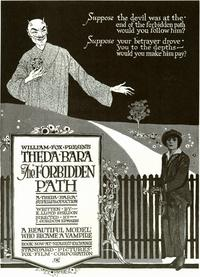 The Forbidden Path - 11 x 17 Movie Poster - Style A