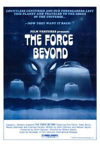 The Force Beyond - 27 x 40 Movie Poster - Style A