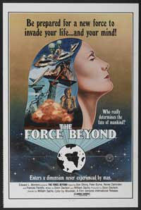 The Force Beyond - 11 x 17 Movie Poster - Style B
