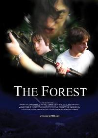 The Forest - 43 x 62 Movie Poster - Bus Shelter Style A