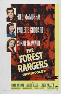 The Forest Rangers - 27 x 40 Movie Poster - Style A