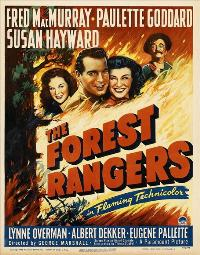 The Forest Rangers - 11 x 17 Movie Poster - Style B