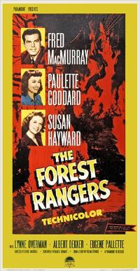 The Forest Rangers - 20 x 40 Movie Poster - Style A