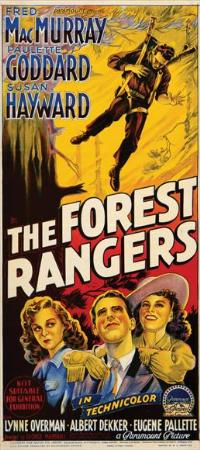 The Forest Rangers - 14 x 36 Movie Poster - Insert Style A