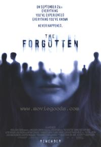 The Forgotten - 43 x 62 Movie Poster - Bus Shelter Style A