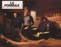 The Formula - 11 x 14 Poster French Style D