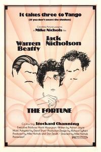 The Fortune - 11 x 17 Movie Poster - Style B