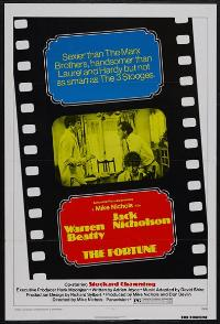 The Fortune - 43 x 62 Movie Poster - Bus Shelter Style A
