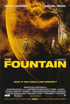 The Fountain - 11 x 17 Movie Poster - Style A