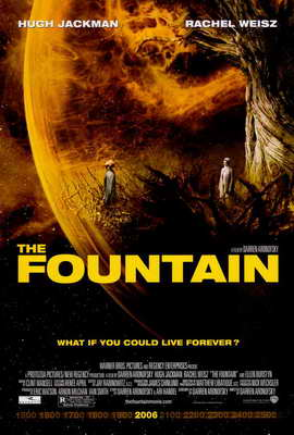 The Fountain - 27 x 40 Movie Poster - Style A