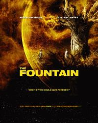 The Fountain - 43 x 62 Movie Poster - Bus Shelter Style B