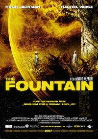 The Fountain - 11 x 17 Movie Poster - German Style A
