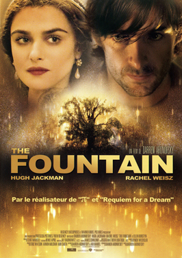 The Fountain - 11 x 17 Movie Poster - French Style A