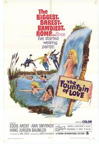 The Fountain of Love - 27 x 40 Movie Poster - Style A