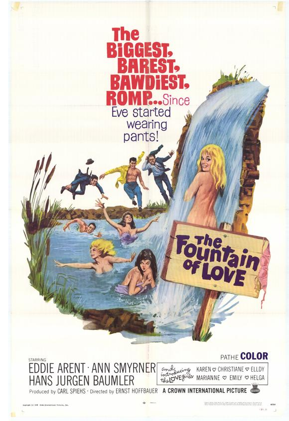The Fountain of Love movie