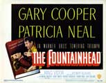 The Fountainhead - 11 x 14 Movie Poster - Style A