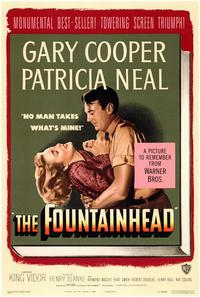 The Fountainhead - 11 x 17 Movie Poster - Style A