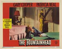 The Fountainhead - 11 x 14 Movie Poster - Style B