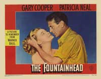 The Fountainhead - 11 x 14 Movie Poster - Style C