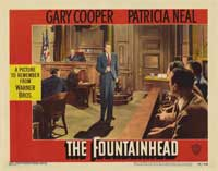 The Fountainhead - 11 x 14 Movie Poster - Style D