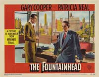 The Fountainhead - 11 x 14 Movie Poster - Style E
