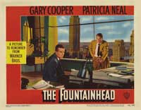 The Fountainhead - 11 x 14 Movie Poster - Style F