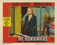 The Fountainhead - 11 x 14 Movie Poster - Style G