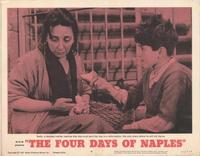 The Four Days of Naples - 11 x 14 Movie Poster - Style B
