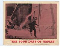 The Four Days of Naples - 11 x 14 Movie Poster - Style E