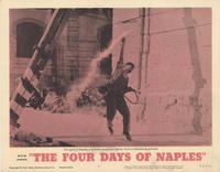 The Four Days of Naples - 11 x 14 Movie Poster - Style F