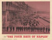 The Four Days of Naples - 11 x 14 Movie Poster - Style C