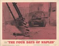 The Four Days of Naples - 11 x 14 Movie Poster - Style G