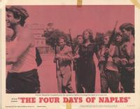 The Four Days of Naples - 11 x 14 Movie Poster - Style H