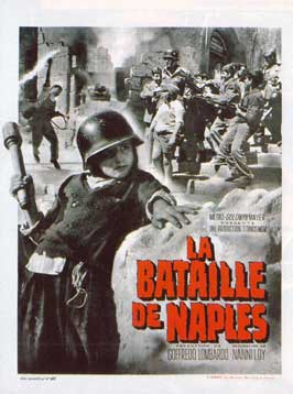 The Four Days of Naples - 11 x 17 Movie Poster - French Style A