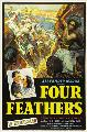 The Four Feathers - 27 x 40 Movie Poster - Style B