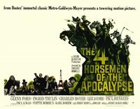 The Four Horsemen of the Apocalypse - 11 x 14 Movie Poster - Style B