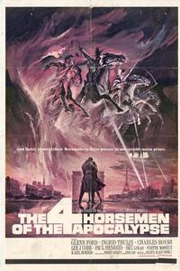 The Four Horsemen of the Apocalypse - 27 x 40 Movie Poster - Style A