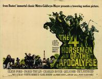 The Four Horsemen of the Apocalypse - 22 x 28 Movie Poster - Half Sheet Style B