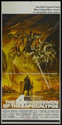 The Four Horsemen of the Apocalypse - 20 x 40 Movie Poster - Style A