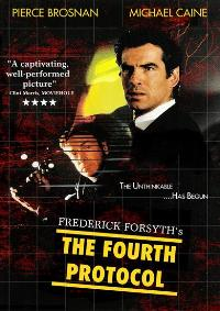 The Fourth Protocol - 11 x 17 Movie Poster - Style B