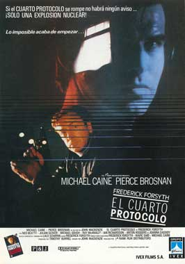 The Fourth Protocol - 27 x 40 Movie Poster - Spanish Style A