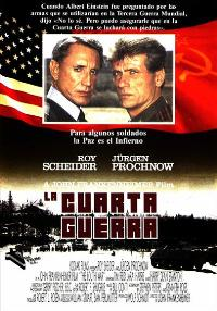The Fourth War - 11 x 17 Movie Poster - Spanish Style A