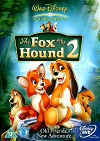 The Fox and the Hound 2 - 11 x 17 Movie Poster - UK Style A