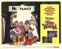 Fox and the Hound, The - 11 x 14 Movie Poster - Style A