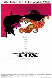 The Fox - 11 x 17 Movie Poster - Style A