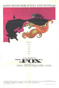 The Fox - 43 x 62 Movie Poster - Bus Shelter Style A
